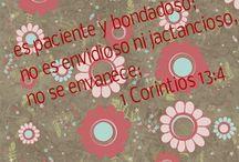El amor es... / Conociendo el amor de Dios / by Sociedad Biblica Chilena