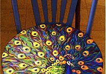 Funky Furniture / by Allison Turner