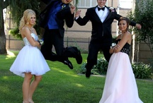 Prom pictures! / by Paige Whited