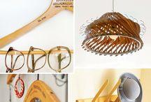 Wooden Hangers / by Carmen Skyles
