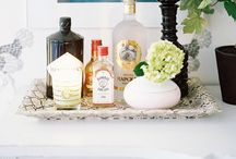 Bar Areas In The Home / by Allison Nunez