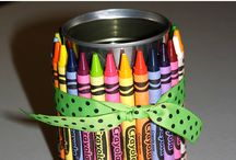 Back To School/Teacher Gifts / by Craft As Desired