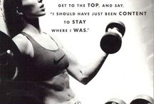 motivation for fitness / by Joan