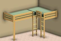 C & L Bedroom Ideas / by Ivy Bradley