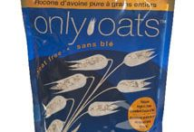 Only Oats Products / Check out our pure whole grain oat products ranging from rolled oats to baking mixes. / by OnlyOats Avena