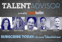 Talent Advisor / An online hub of exclusive content to empower you with the insight necessary to go from HR professional to Talent Advisor. / by CareerBuilder