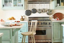 Kitchens / by Amy Gallizzo Kelly
