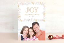 Holiday 2014 Collection / Holiday cards, Christmas cards, photo cards all from independent designers / by Minted