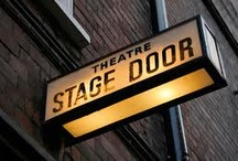Curtain Call / That's a wrap / For the love of theater - stage and also screen / by Gavin Creechan