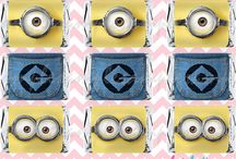 Despicable Me Theme Party / by Sweet Party Nyomi