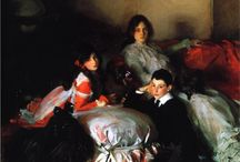 John Singer Sargent / by Cynthia Anderson