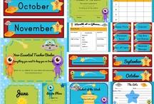 Classroom Decor and Bulletin Boards / by TeachingRocks!