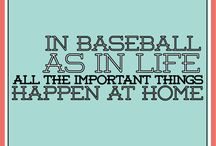 Baseball... All day every day⚾⚾⚾ / by Nicole Campbell