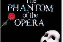 Phantom Of The Opera / by Belinda Gillespie-Trudeau