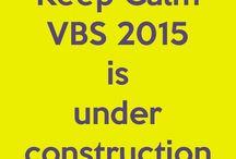 VBS 2015 / by Megan Hammond