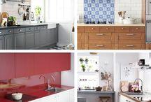 Dream Kitchen Ideas / by Abigail Nieuwenhuis