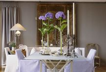 Dining rooms / by Stylelinx.blogspot.com RobertaRockwell