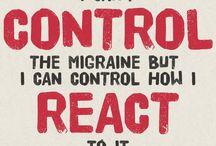 Migraine / by C B