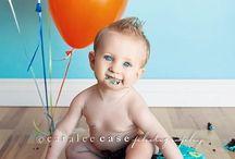 Landon's 1st birthday ideas / by Joann Wright