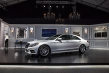 The House of Mercedes-Benz at MBFW Spring 2014 / Highlights from Mercedes-Benz Fashion Week Spring 2014 / by Mercedes-Benz USA