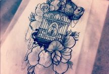 Tattoo's / by Chantelle Tracey