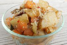 Recipes-Side Dishes / by Karen Bills