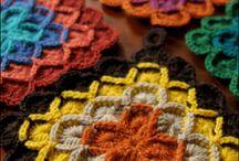 Crochet Inspiration  / by Stephanie Sario