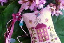When I have time to cross stitch.... / by Rosalie Romero