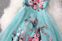 DRESS up!  / Pretty, pretty dresses!  / by Sara Clifton