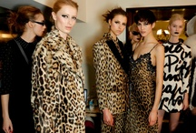 Moschino Cheap and Chic F/W 13-14 - backstage & event  / by Moschino