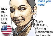 Nursing school will consume me / by Olivia Dunn
