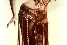 Vintage Bellydance / the roots and feelings of bellydance as seen in costuming and in dancers / by Mary Ann Van De Car