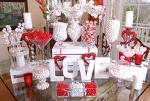 Valentine's Day Candy Buffet / by Candy Galaxy