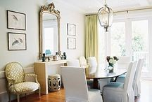 Dining Spaces / A collection of dining rooms and dining spaces. / by Allison Arnett