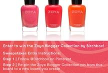 #Birchbox Zoya / by Traceys Nails