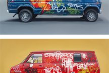 Car graphics / by Ross Hall