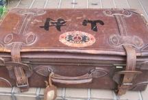 Vintage Luggage / by Tokyo Jinja