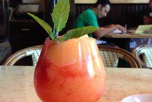 My fav drink recipes / by Robyn Barth
