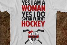Hockey! / by Becky H