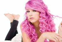 Pink Hair / by Shonny