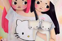 Hello Kitty / by Mimoco