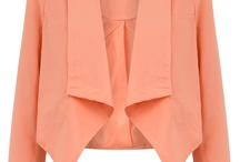 jackets / by Caroline Utt