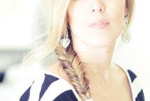 Hair  / by Hailey Bradt