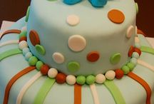 cakes / by Kathy Brannan