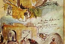 ✴ Eugène Delacroix ✴ / by Mary Tig