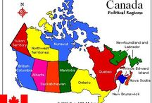 Canada - eh! / by Joan Gerwing