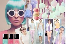 Edgars Summer Competition: Pastels / Getting Pastelized  / by City Girl Vibe ♡Blog