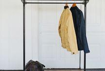 Pipe Furniture/Post Grad Apt. / by Sarah Comunale