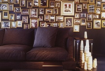 family room ideas / by Danielle Sayebrook