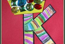 Preschool ideas / by Abigail Echols